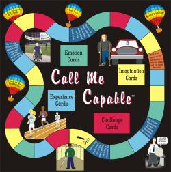 Call Me Capable Game - Available since 2002